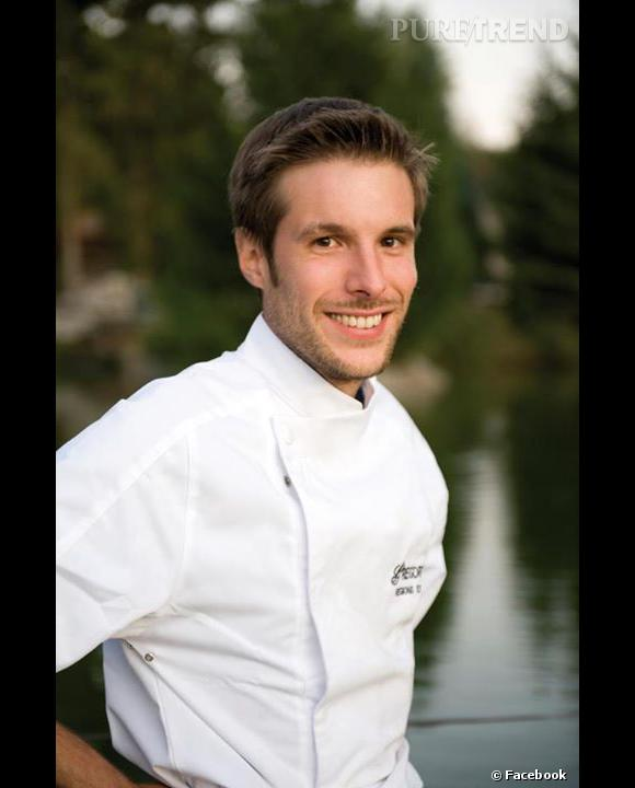Grégory Cuilleron, candidat de la 1ère saison de Top Chef.