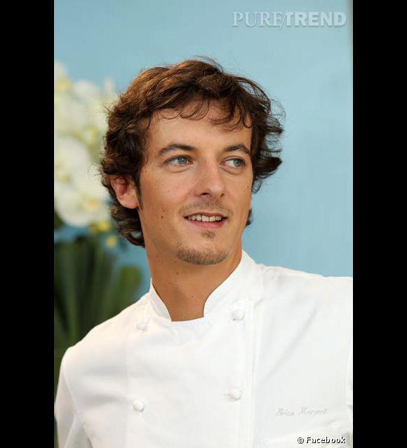Brice Morvent, demi-finaliste de Top Chef 2010.