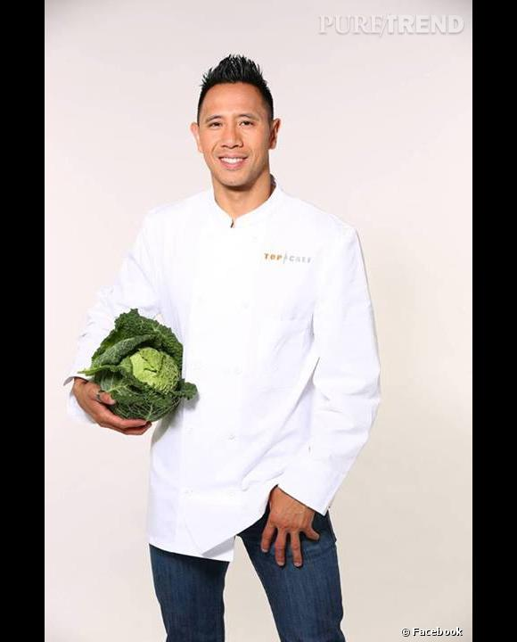 Julien Hagnery, le cuisiner pour milliardaires de la saison dernière, de retour cette année.