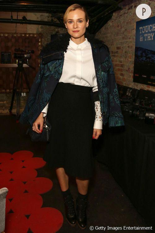 Diane Kruger au festival de Sundance 2014, un look à shopper !