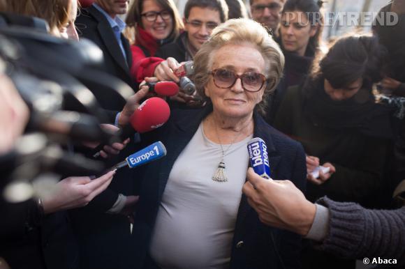 Bernadette Chirac s'est exprimée sur Europe 1 sur l'affaire Julie Gayet.