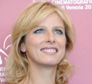 Karin Viard : Julie Gayet n'est ''pas une grue qui se tape le président''