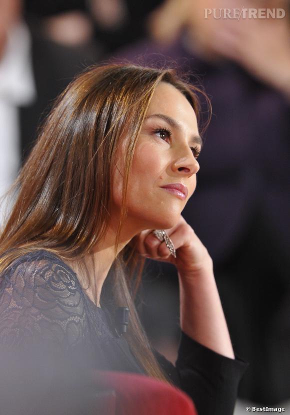 Vanessa Demouy se confie sur ses débuts avec la notoriété.