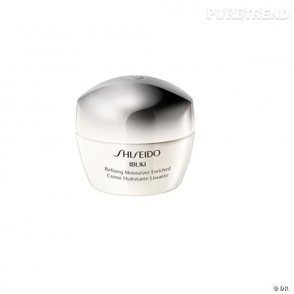 Crème Hydratante Lissante Ibuki by Shiseido