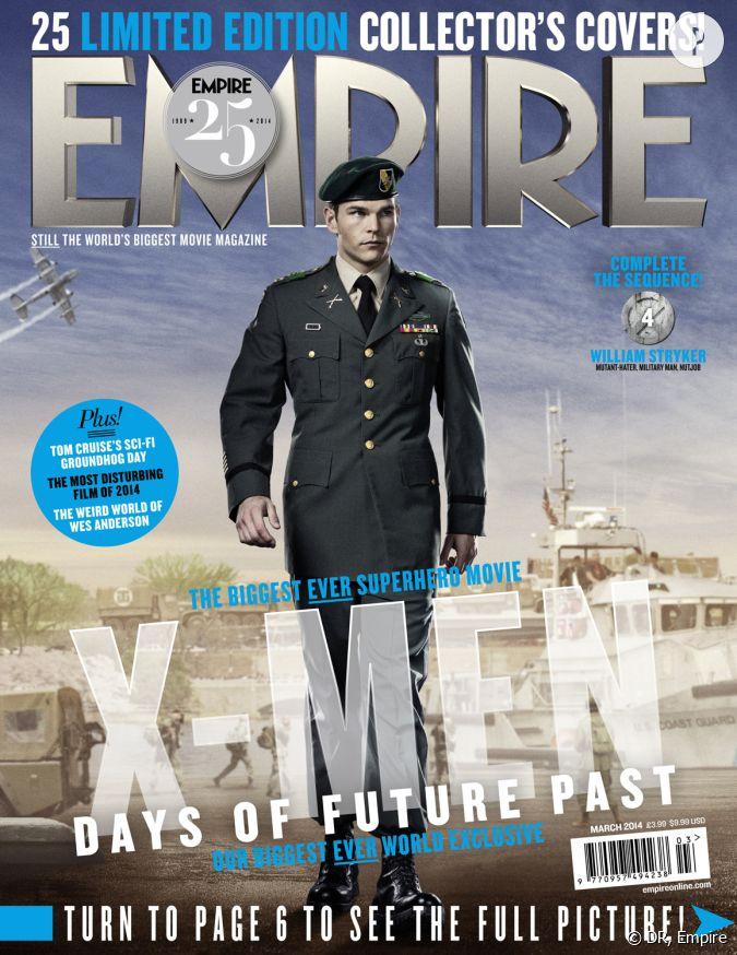 X Men Days Of Future Past William Stryker William Stryker (Josh ...