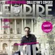 """Même le réalisateur a sa couverture ! Bryan Singer en Une d'Empire pour """"X-Men : Days of Future Past""""."""