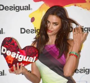 Irina Shayk : la bombe de Cristiano Ronaldo toujours sexy pour Desigual