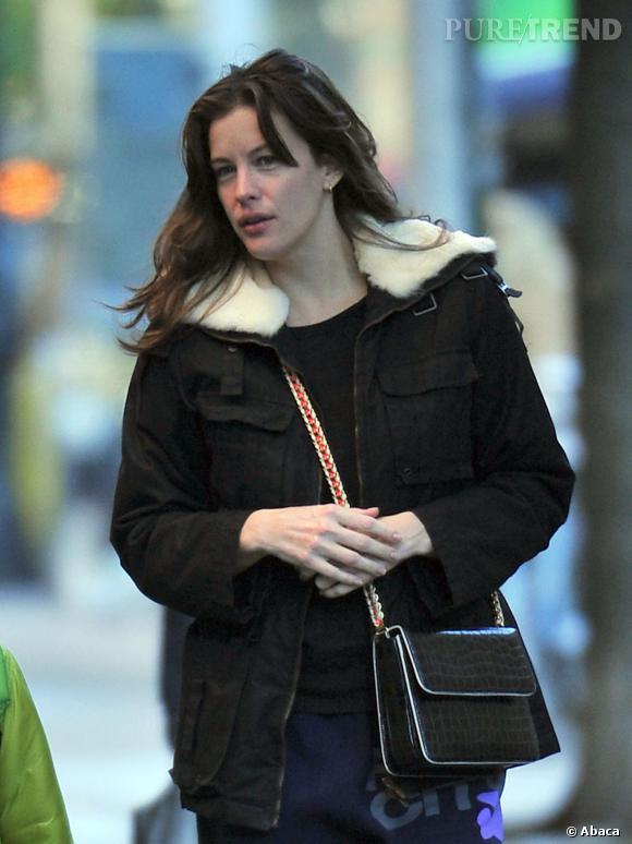 Les stars belles sans maquillage : Liv Tyler