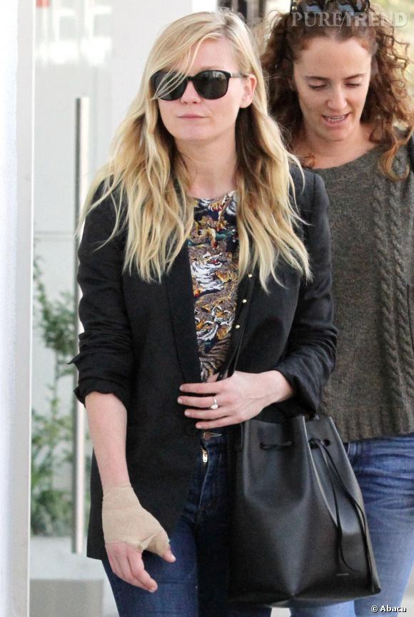 Les stars belles sans maquillage : Kirsten Dunst