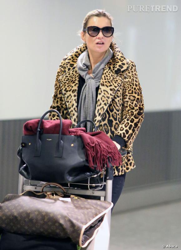 Les stars belles sans maquillage : Kate Moss