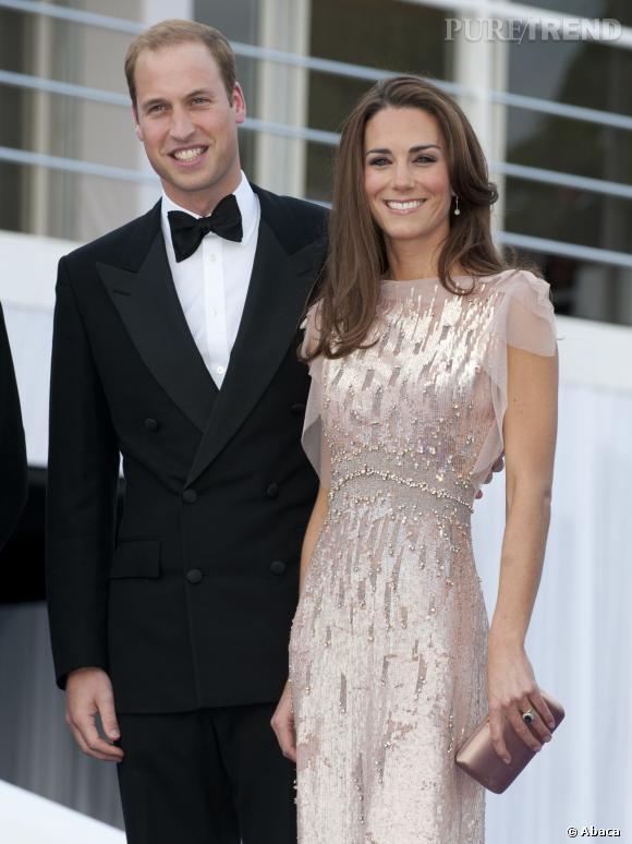 Kate Middleton, une vraie leçon de style et d'élégance sur le tapis rouge.