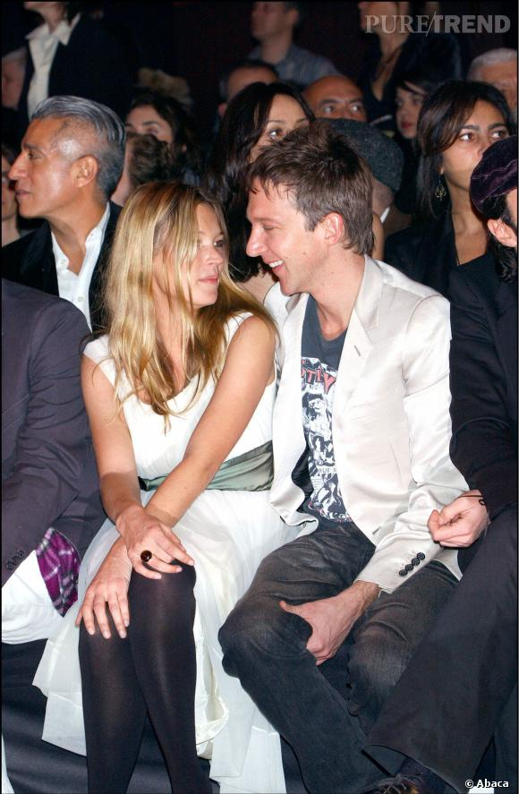 C'est en 2004 que s'est terminée la relation de Kate Moss avec le père de sa fille, Jefferson Hack.