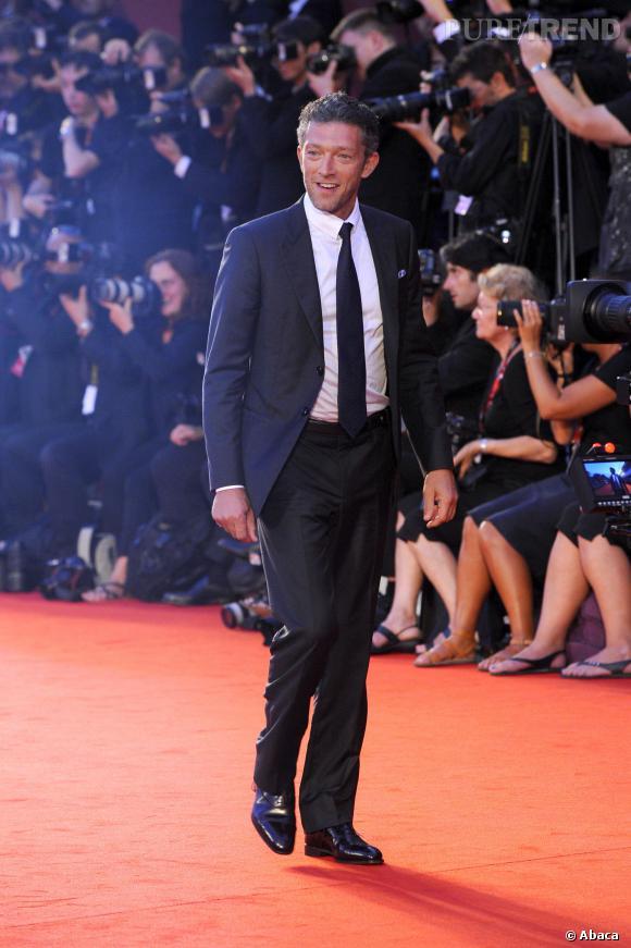 Vincent Cassel, acteur français qui n'a pas sa langue dans sa poche.
