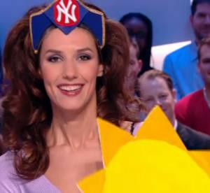 Doria Tillier, la Wonder Woman du Grand Journal qui frôle le bide
