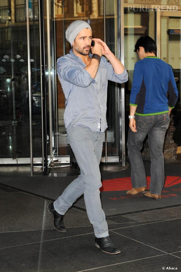 Colin Farrell va charmer Lea Seydoux.
