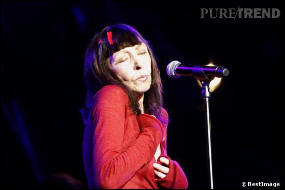 Brigitte Fontaine, la poétesse décalée de la chanson française.