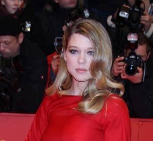 Léa Seydoux en 20 looks, caméléon du style