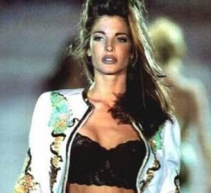 Stephanie Seymour, supertop des 90's. Elle a été l'un des premirs Ange Victoria's Secret.