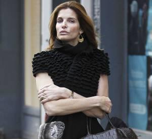 Stephanie Seymour, supertop des 90's, devient égérie Estée Lauder à 45 ans.