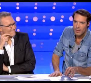 """Nicolas Bedos s'attaque à l'affaire Hollande/Gayet une nouvelle fois sur le plateau de """"On est pas couché"""", samedi 8 février 2014 et il n'y va pas de main morte !"""