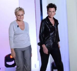 Muriel Robin : sa compagne Anne Le Nen à Hollywood ?