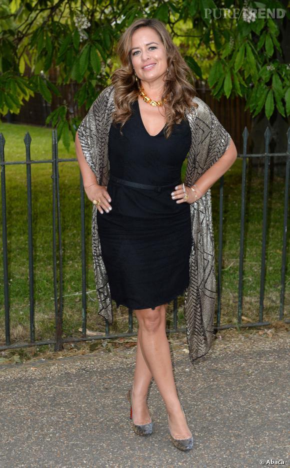 Jade Jagger, fille de Mick Jagger, enceinte à 42 ans.
