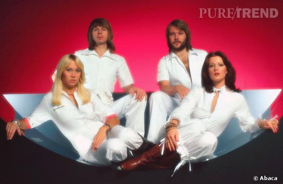 Les tenues loufoques d'ABBA n'étaient pas dues au mauvais goût des chanteurs.