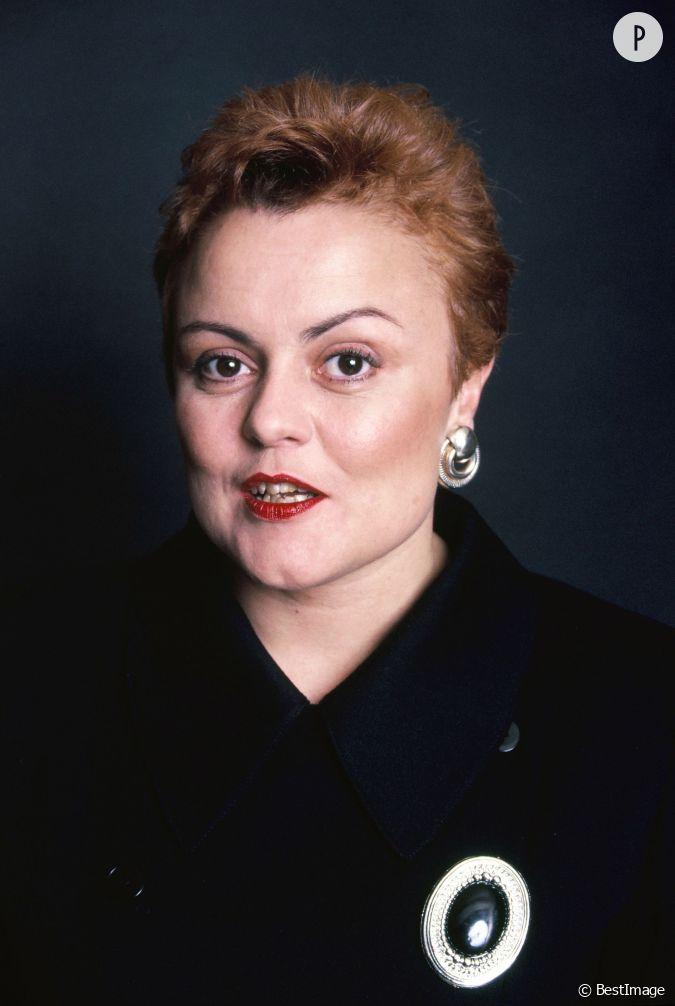 Muriel robin portrait du d but des ann es 90 for Muriel robin le salon de coiffure