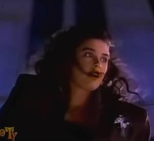 Demi Moore, égérie Diet Coke en 1998.