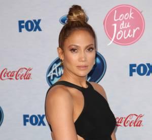 Jennifer Lopez : une vraie bombe en robe découpée !