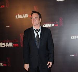 César 2014 : Julie Gayet absente, Quentin Tarantino confirme sa présence