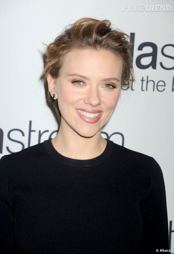 Scarlett Johansson recevra un César d'honneur des mains de Quentin Tarantino.