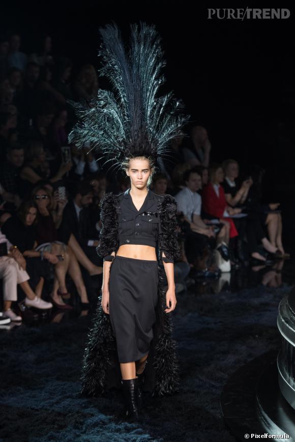Défilé Louis Vuitton Printemps-Eté 2014.
