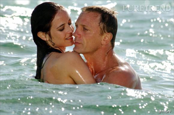 """""""Casino Royale"""", l'amour à la plage."""