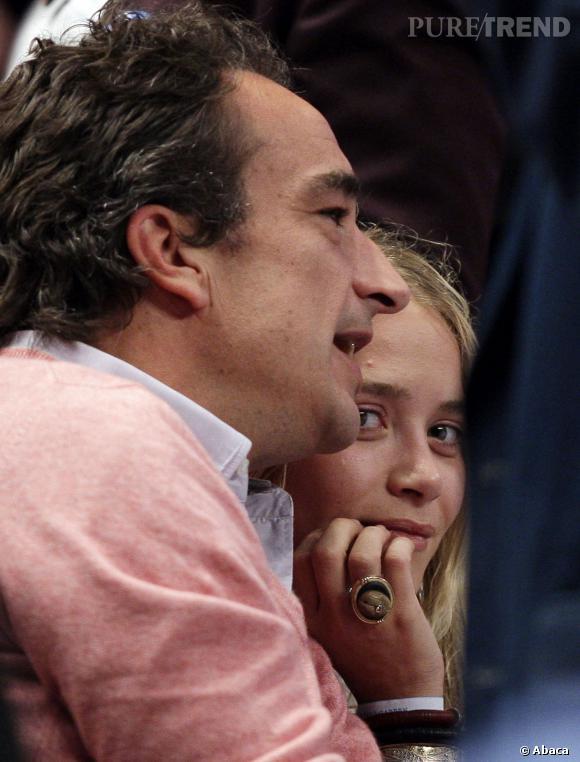 Mary Kate Olsen a finalement dit oui à Olivier Sarkozy.