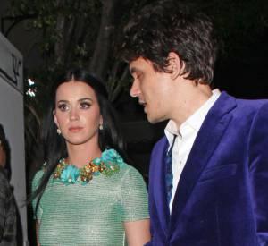 Certains médias pensent que Katy Perry et John Mayer se sont séparés à cause de leurs plannings chargés.