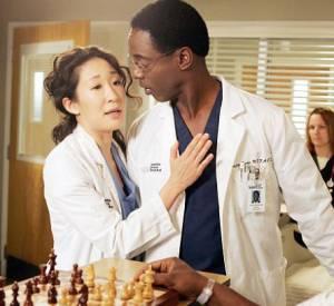 """Isaiah Washington reviendra dans un épisode de la saison 10 de """"Grey's Anatomy"""" dans le rôle de Peter Burke."""