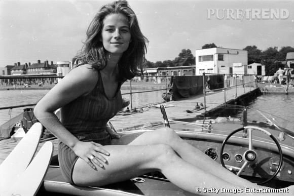 Charlotte Rampling dans les 60's, absolument sublime.