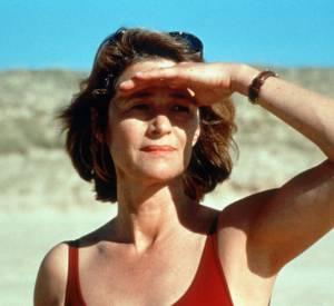 """Charlotte Rampling dans """"Sous le sable"""", un film sur le tourisme sexuel."""