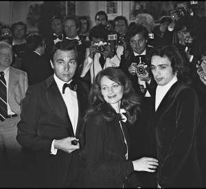 Charlotte Rampling et Jean-Michel Jarre, son époux durant 20 ans.
