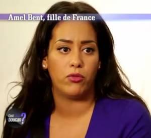 """Amel Bent parle de ce que c'est d'être Françaissur le plateau de l'émission """"C'est quoi ce boucan ?"""" diffusée sur France 4 jeudi 13 mars 2014"""
