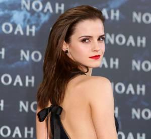 """Emma Watson, bye bye Hermione : sa transformation en femme fatale pour """"Noé"""""""