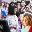 Katy Perry, une pop star bio qui ne regarde pas à la dépense fait un petit passage en Australie en mars 2014.