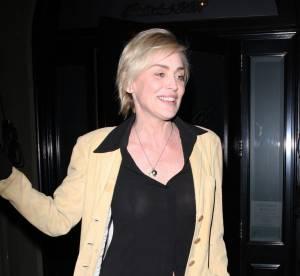 Sharon Stone, au diable le soutien-gorge : un sex appeal hors normes à 56 ans !