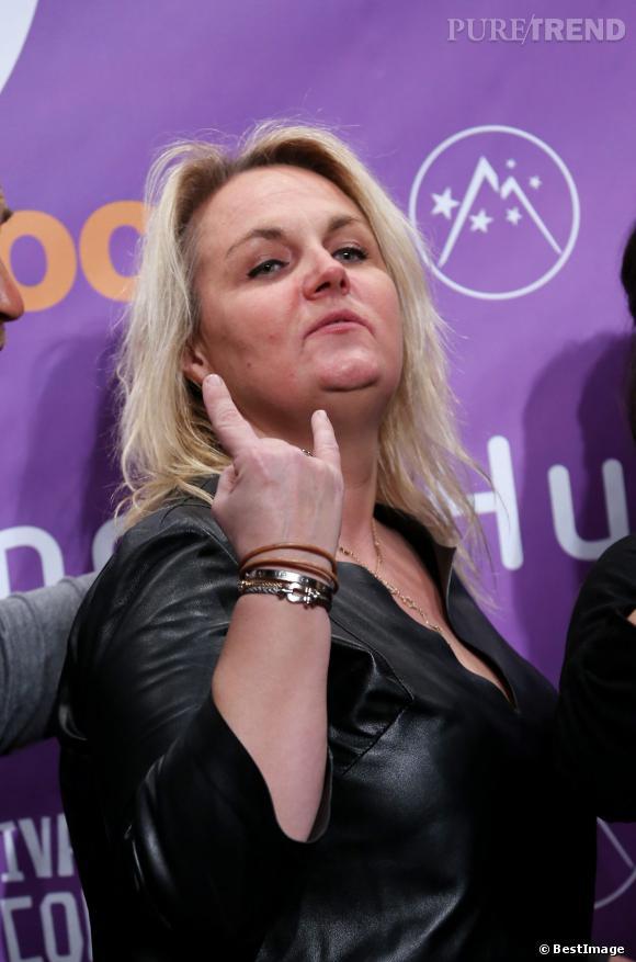 Valérie Damidot, la décoratrice la plus connue du PAF.