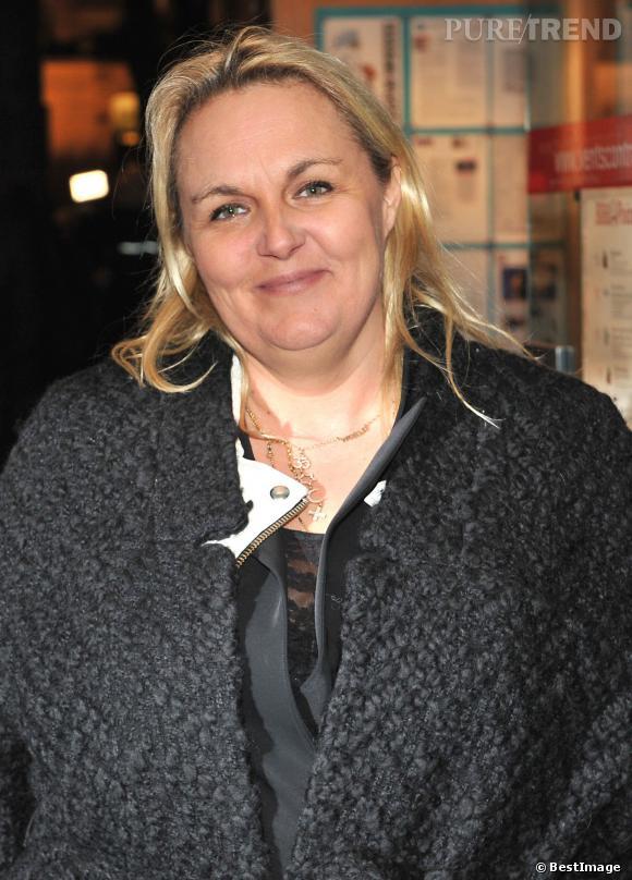 Valérie Damidot, renfile la salopette pour une rediffusion de D&CO avant d'animer son propre talk-show le 29 mars 2014.