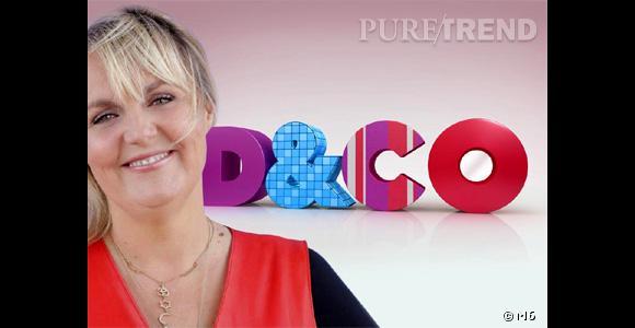 Valérie Damidot, son émission D&CO est devenue un classique sur M6.