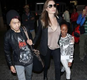 Angelina Jolie : malpolis, pourris gâtés, ses enfants sont des petits monstres