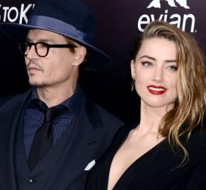 Johnny Depp et Amber Heard : fiançailles confirmées, le mariage s'organise !