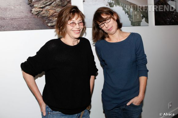 Jane Birkin a confié quelques souvenirs avec sa fille, Kate Barry, décédée en décembre 2013, au Figaro.